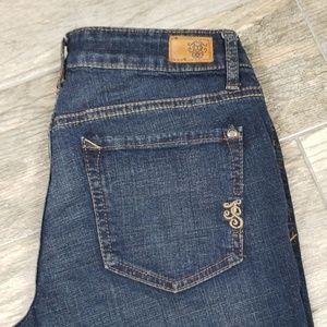 Jessica Simpson  Rockin curvy boot jean